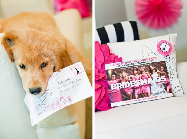 free evite for bridesmaids girls night in party