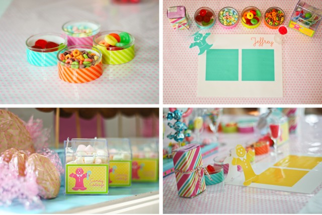 candy necklace stations