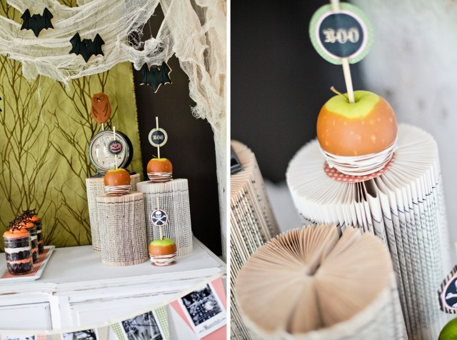 Happy Haunted Halloween Printable Design Collection Party 13