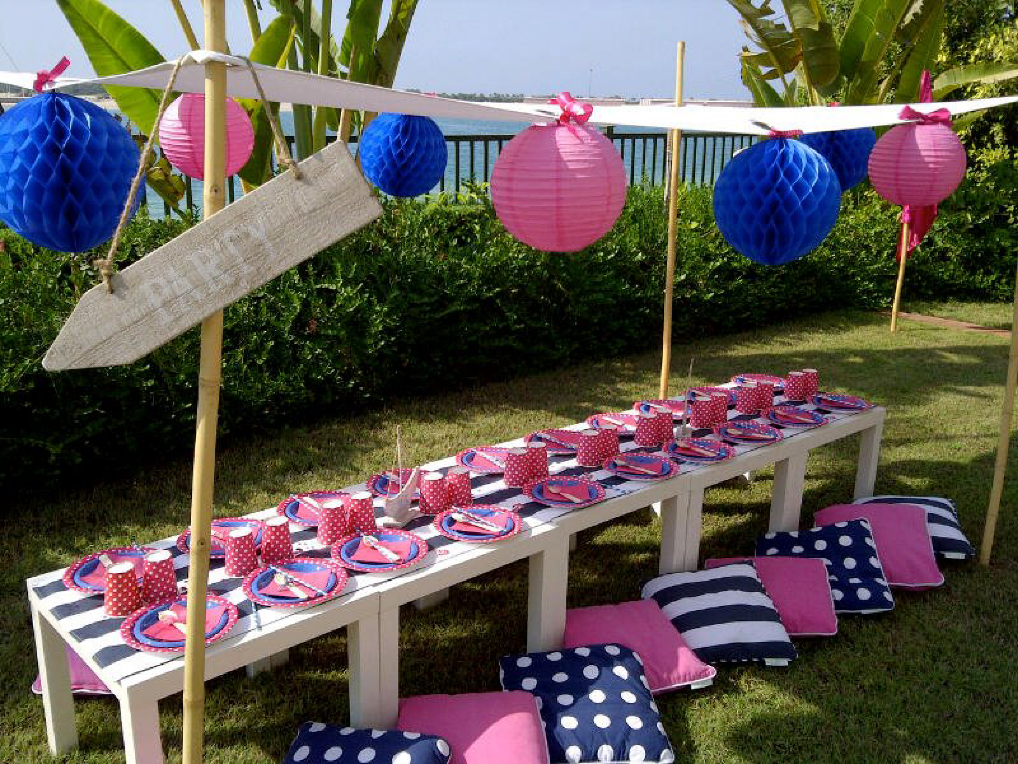 A Preppy Nautical Party in Dubai by Me&Riley Anders Ruff