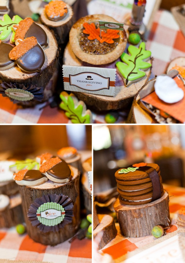 Thanksgiving Kids Table Printables Photoshoot