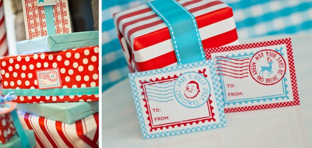 Printable holiday gift tags options from anders ruff anders stamp gift tags printable holiday tags negle Choice Image