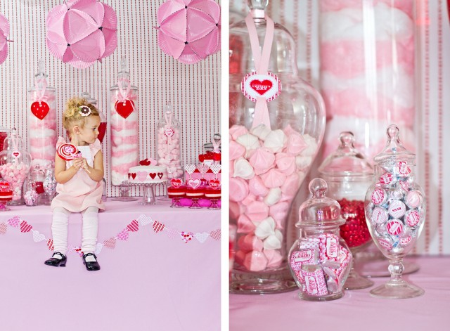 valentine's day party decor
