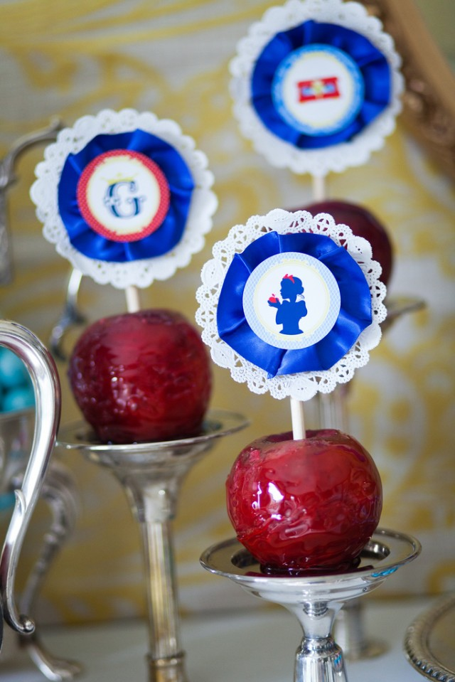 apple toppers
