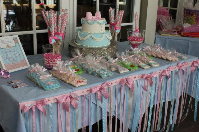 trista sutter 39 s beautiful princess party for blakesley