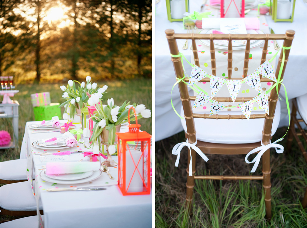 Outdoor Bridal Shower Decoration Ideas Part - 41: Anders Ruff