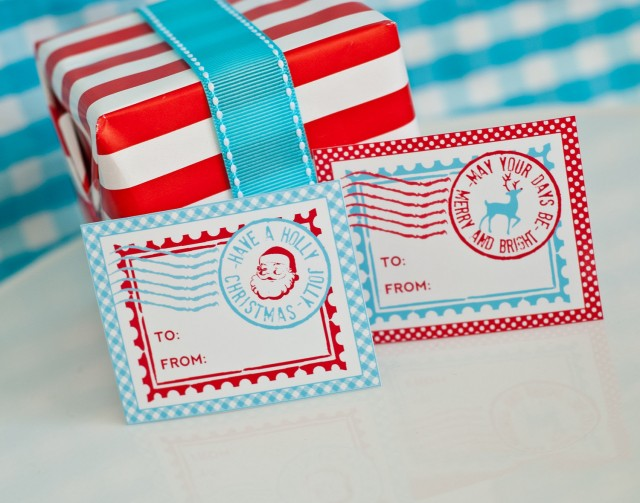 Santa Gift tags Keep your From Your Secret Santa Gift Tag