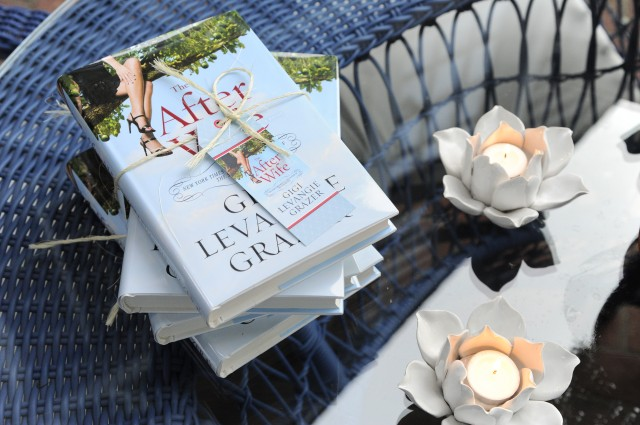 Gigi Grazer's THE AFTER WIFE book party hosted by Christopher Burch