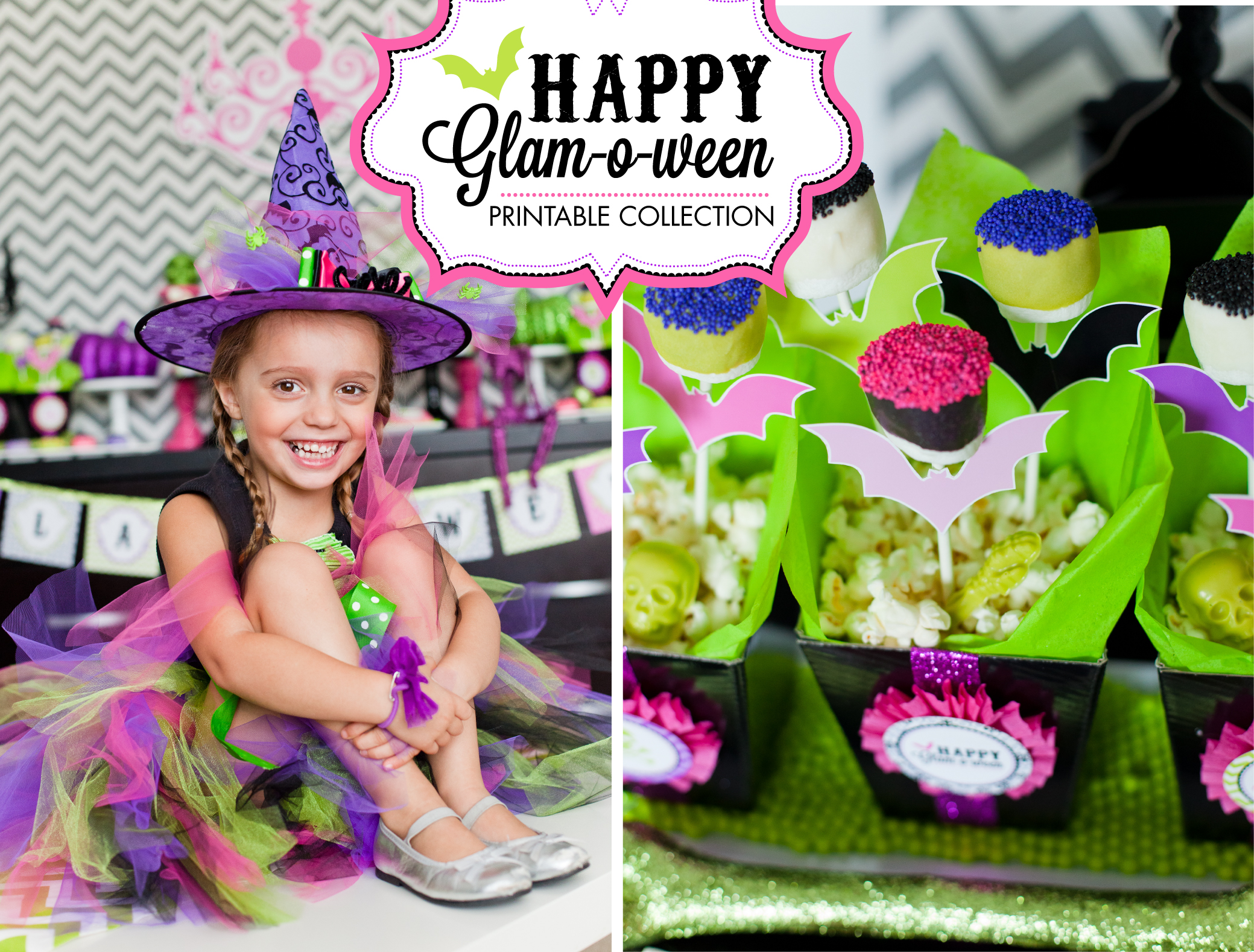 Peek} Glam Halloween Collection Available in the Shop! - Anders ...