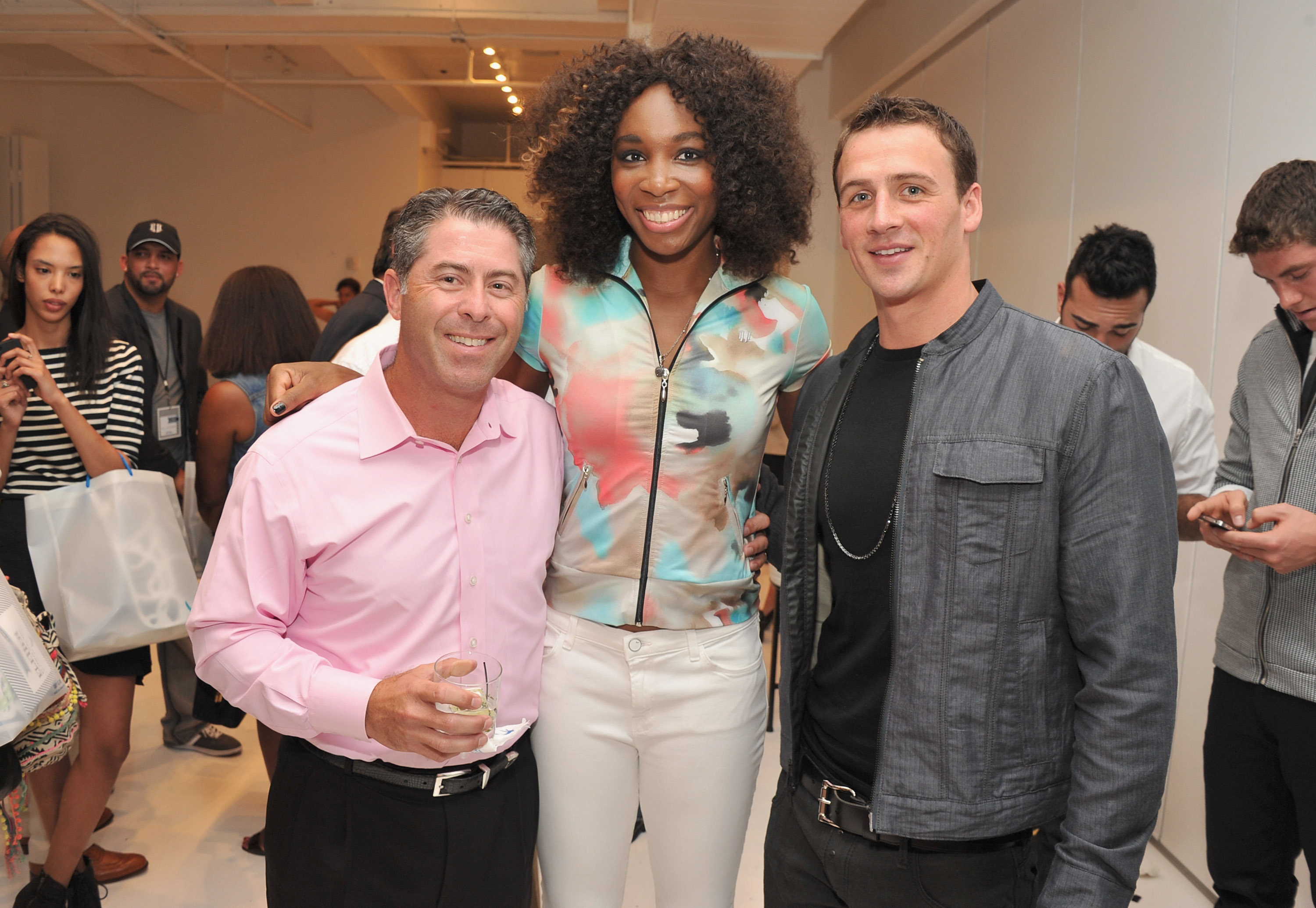 Ryan Lochte may win dating pool with Miss USA - NY Daily News