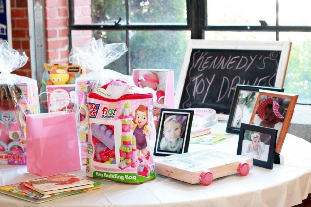 Sweet shoppe birthday party gifts