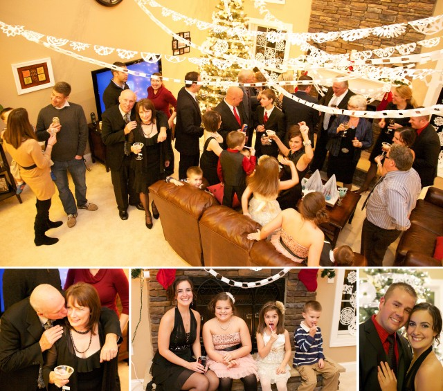 winter-wonderland-60th-surprise-birthday-party-guests