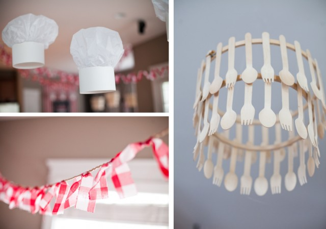 pizza party decoration ideas