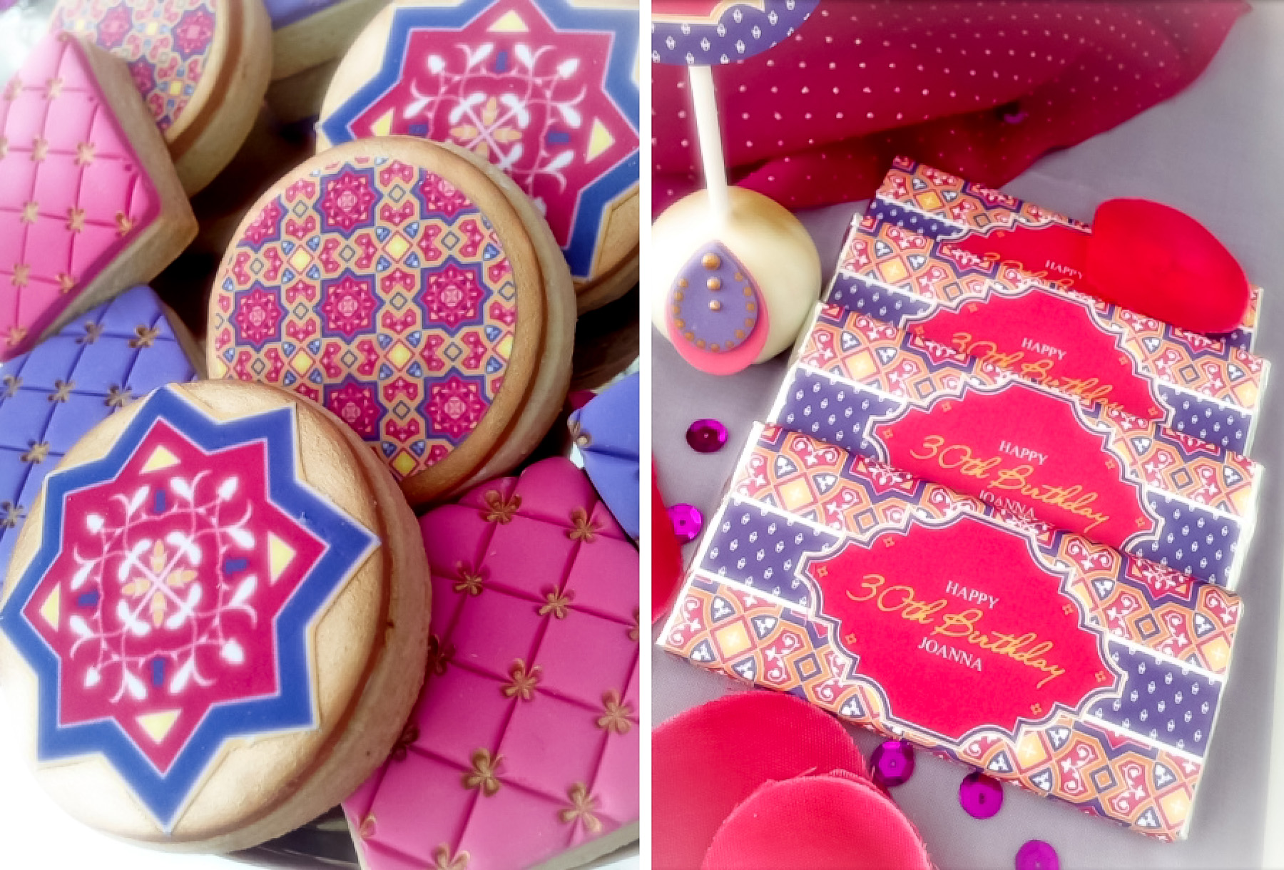 A Stunning Moroccan Birthday Party Anders Ruff Custom Designs LLC – Moroccan Party Invitations