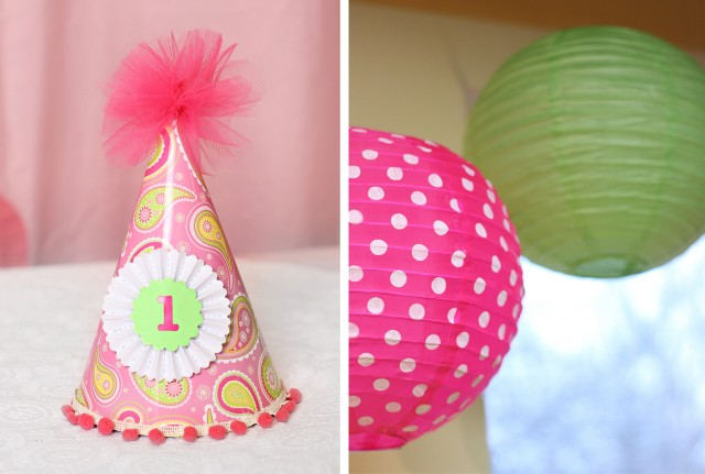 first birthday party hat ideas