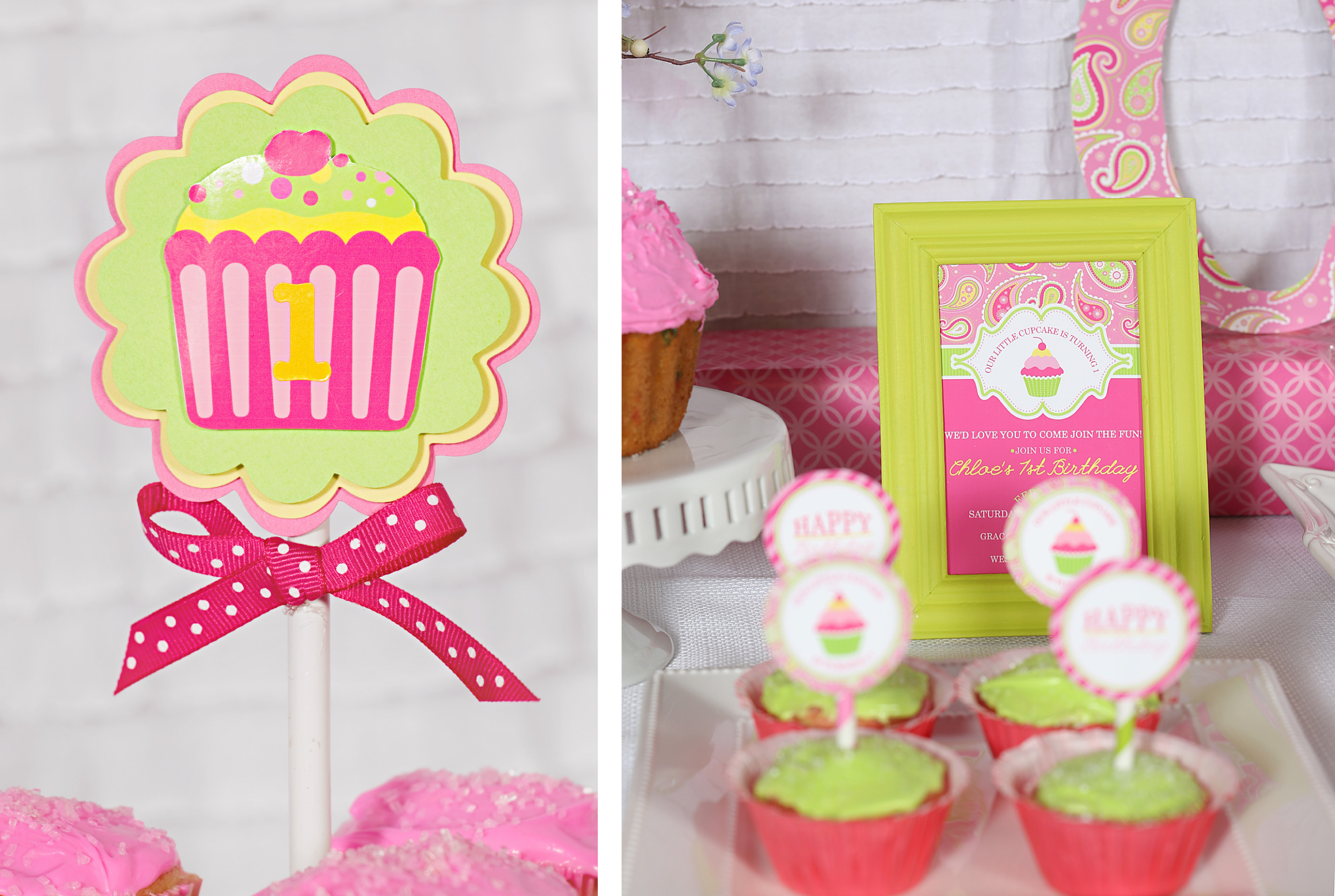 Birthday Parties , Birthday Partyfolio , Cupcakes , Girl Parties ...