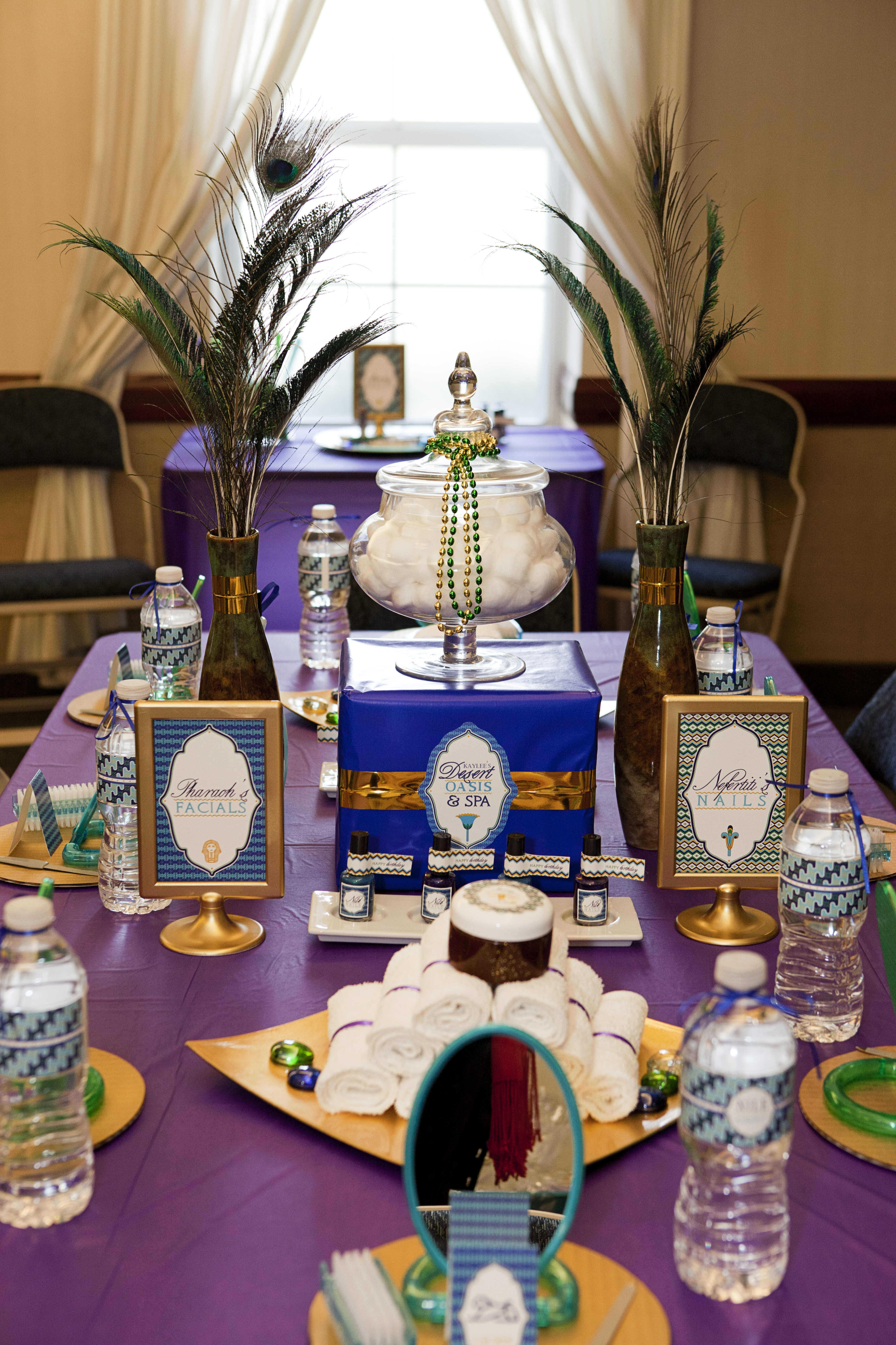 How to throw an Egyptian themed birthday party | Global ...
