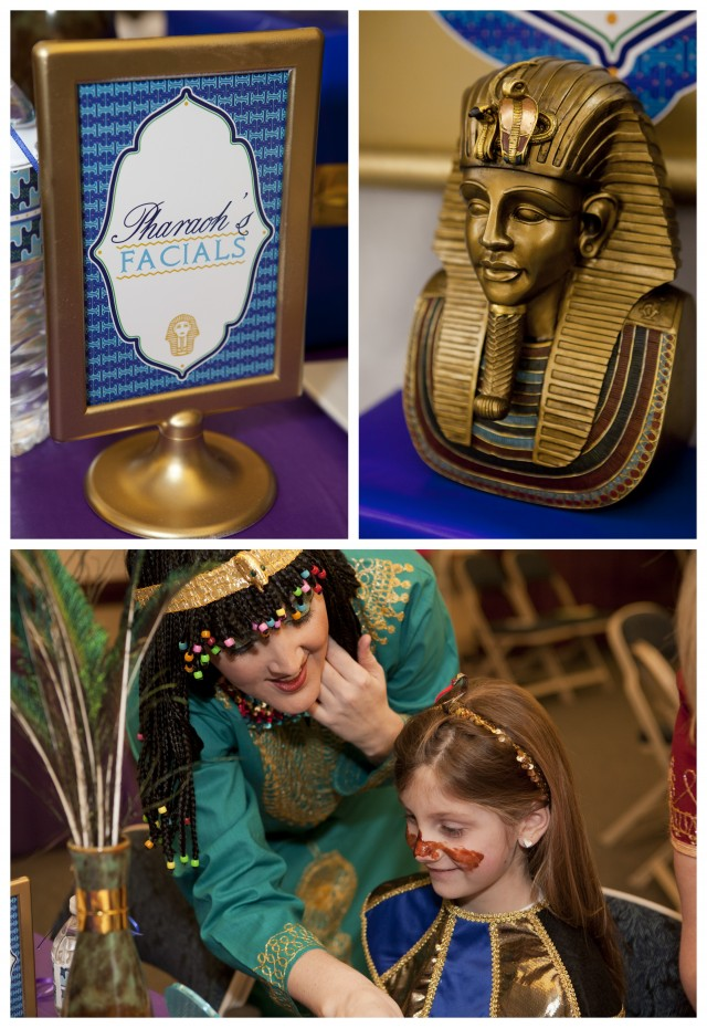 Pharaoh Facials