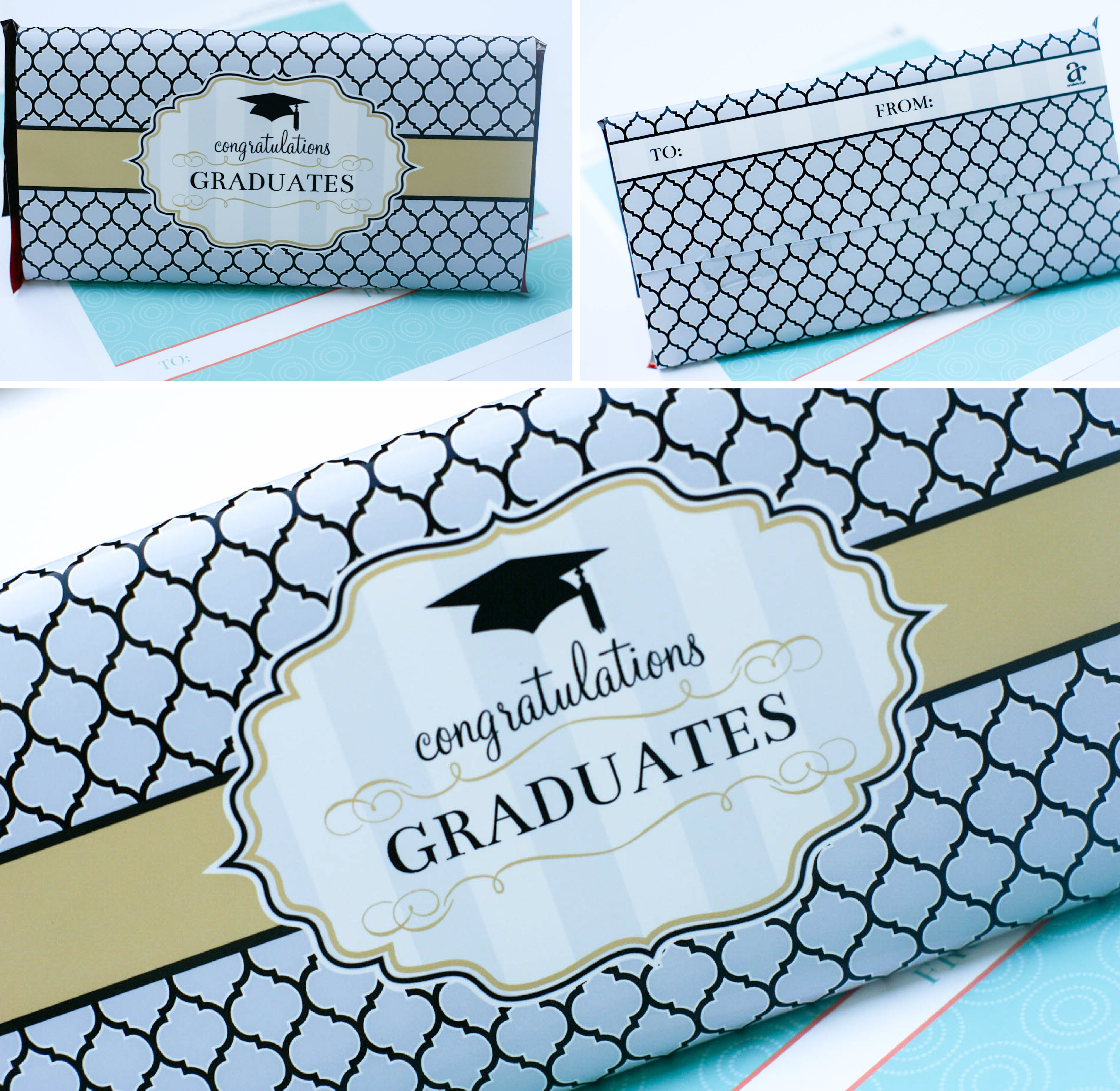 Ruff draft free printable graduation giant chocolate bar for Free printable graduation candy bar wrappers templates