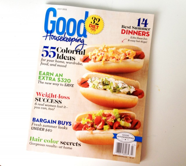 press in good housekeeping