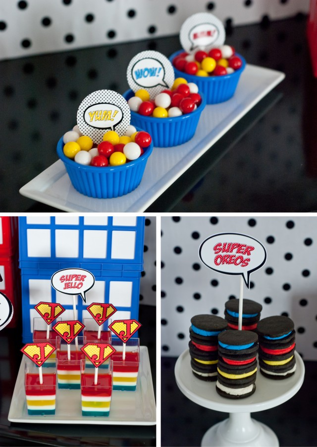 Super Hero Party Archives Anders Ruff Custom Designs Llc