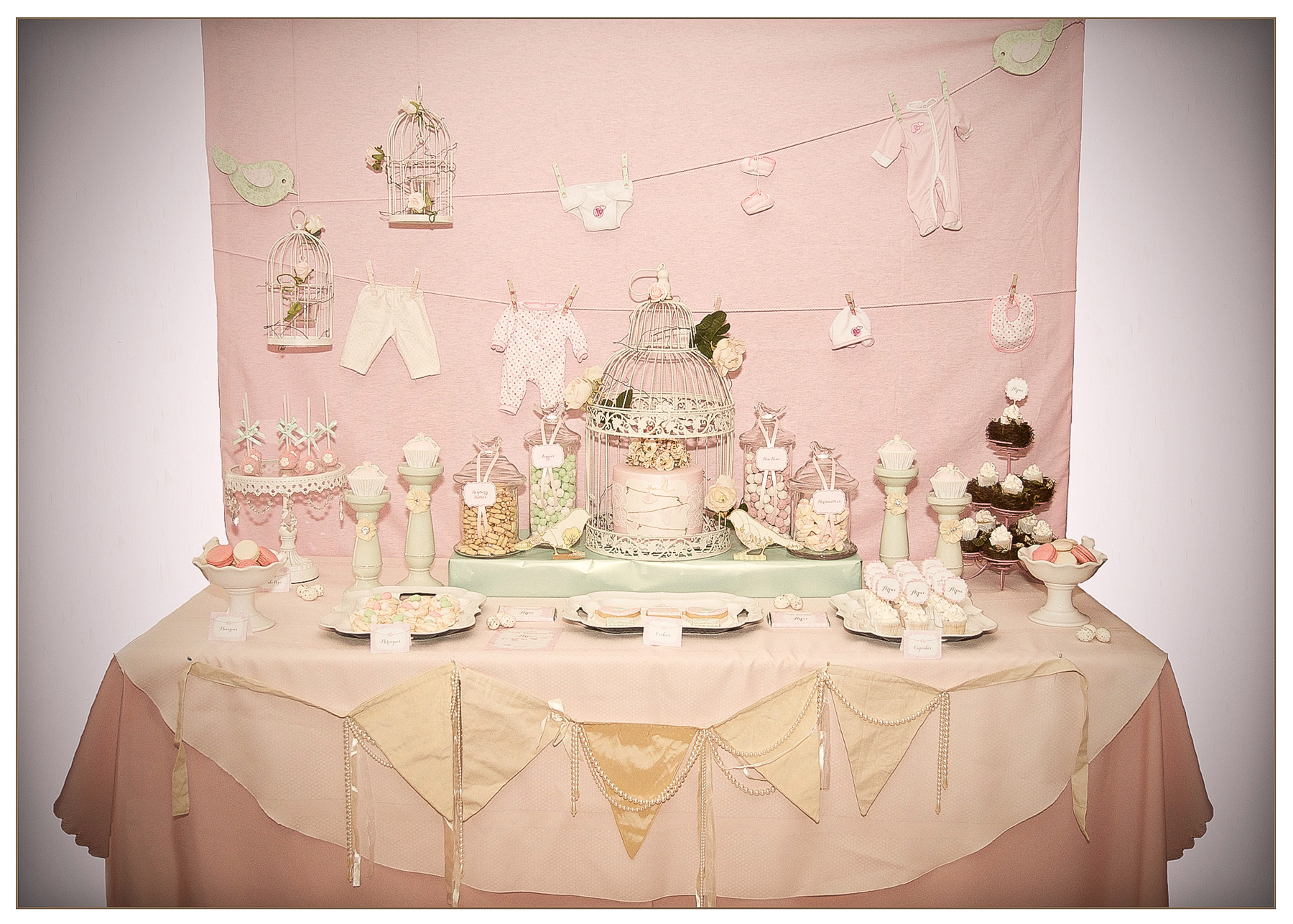 baby partyfolio baby shower dessert tables partyfolio