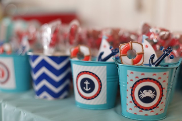 crab shack party printables