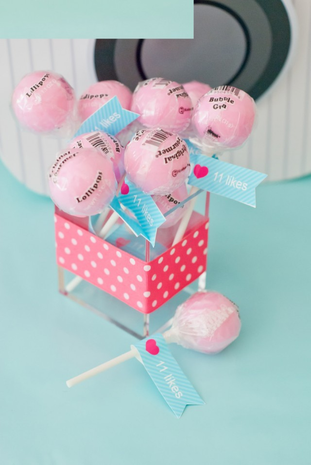 instagram lollipops