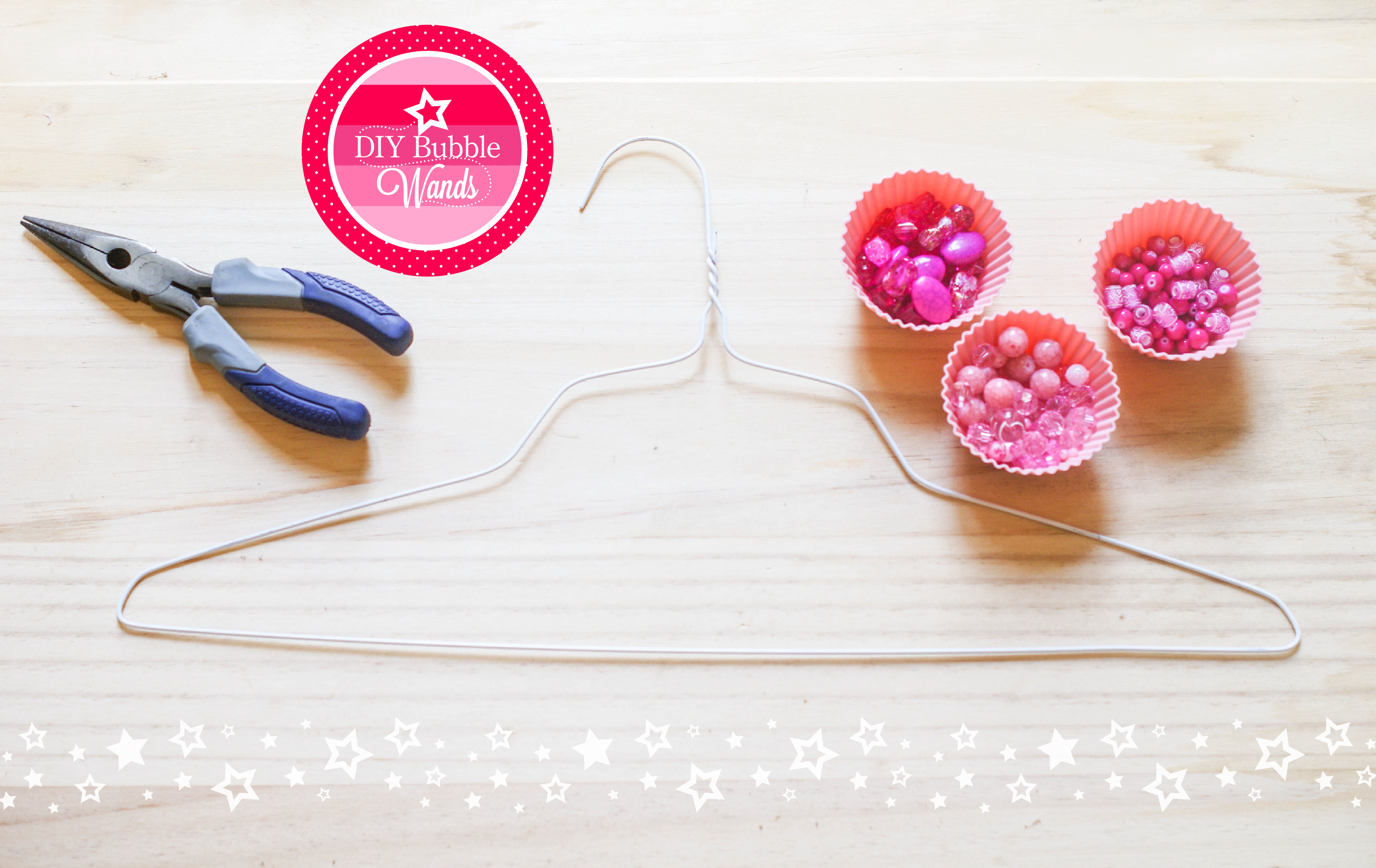 Ruff draft diy bubble wand american girl style anders for American girl crafts diy