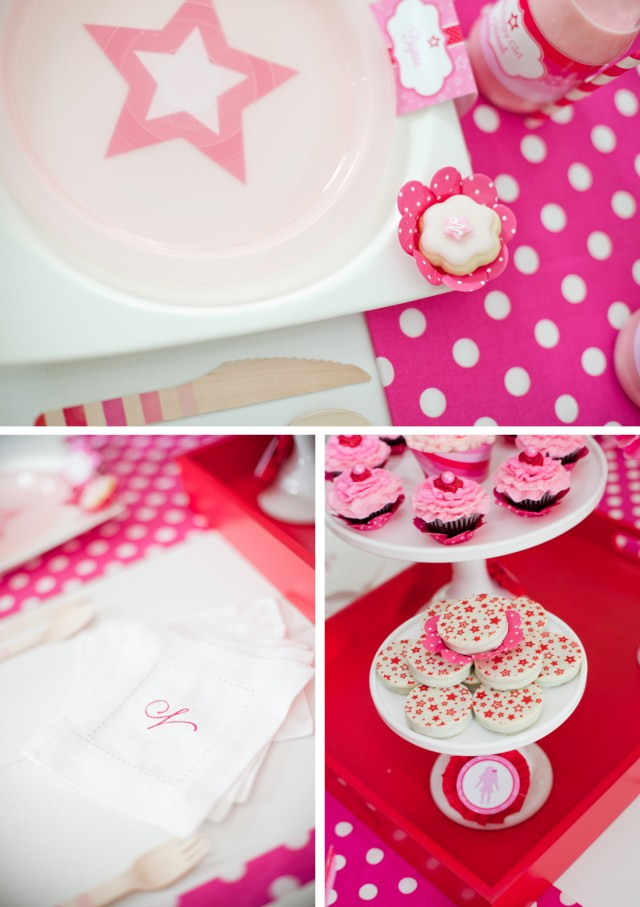 doll party place settings