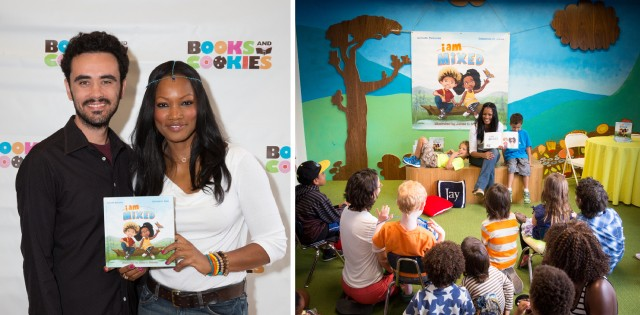 Garcelle Beauvais I am Mixed Book Launch