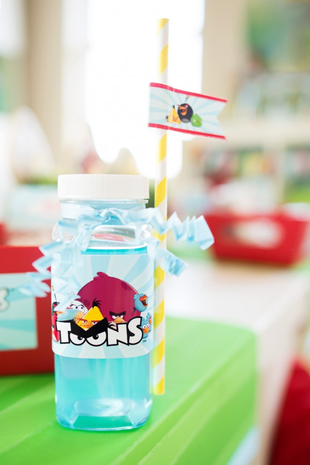 angry birds water bottle wraps