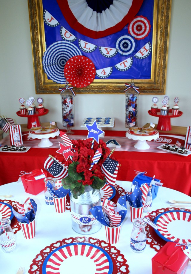 All-American 4th of July Celebration