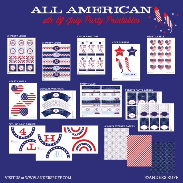 all-american-printables