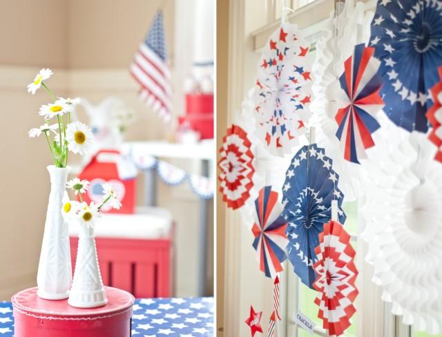 4th of july party decorations