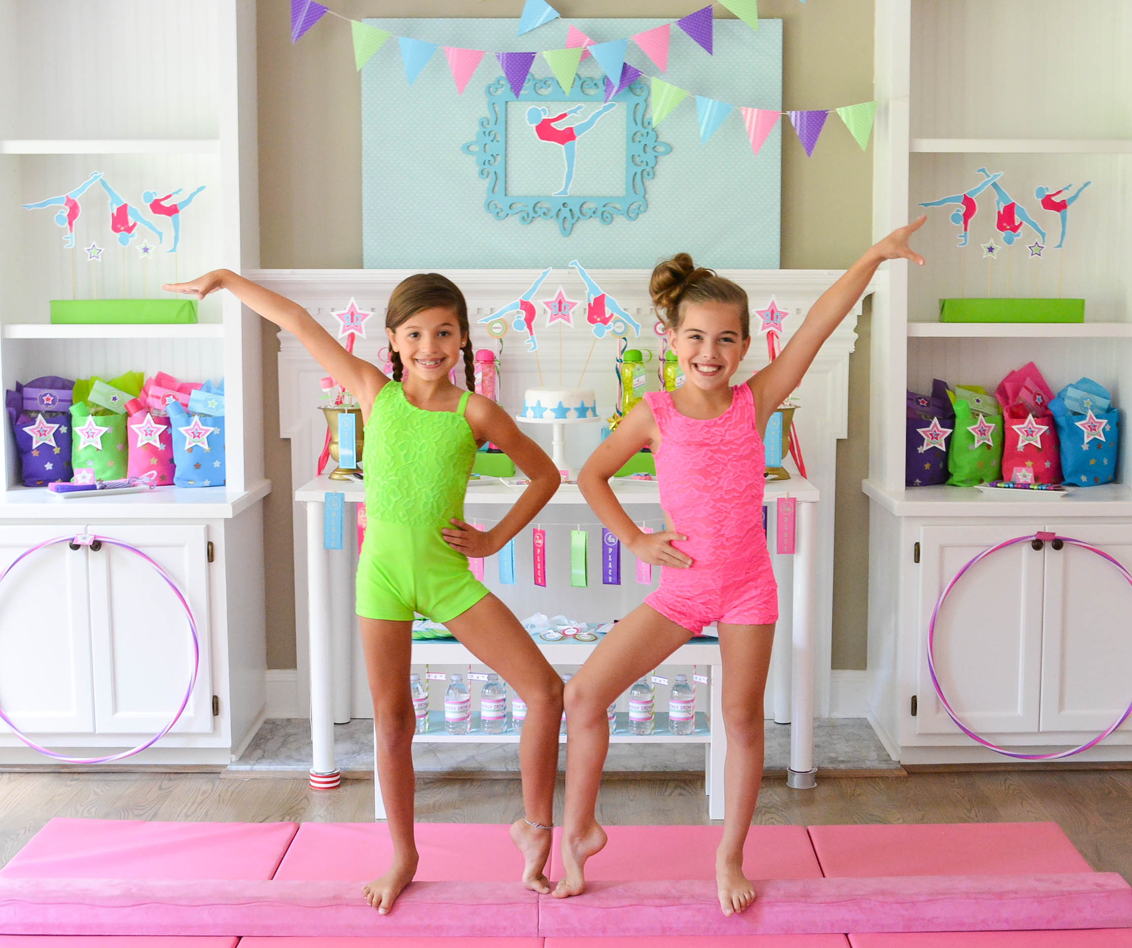 Gifts all home ideas sweet sixteen gift ideas for best friends - Gymnastics Birthday