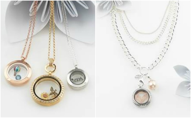 Origami Owl Locket Party