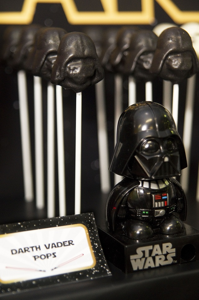 Star Wars Cake Pop Designs