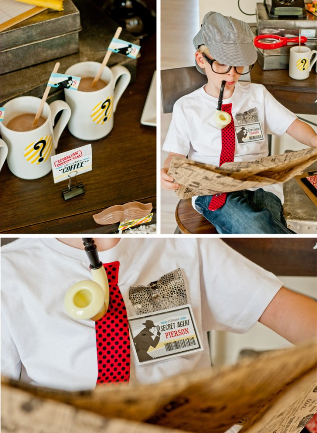 detective coffee mugs