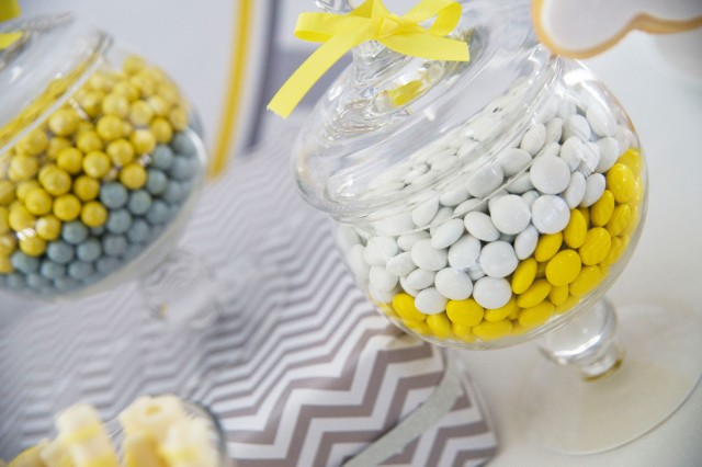 Yellow M And Ms