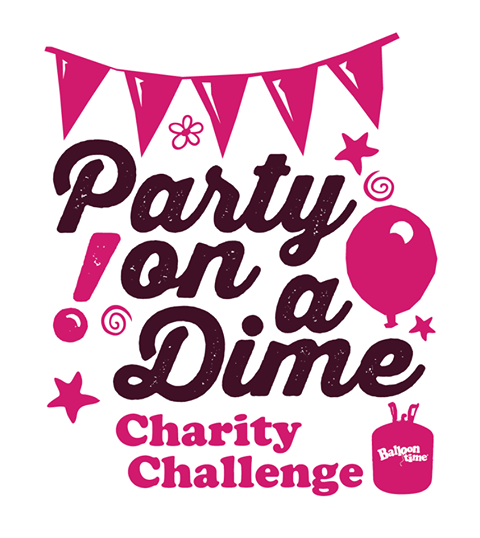 party on a dime charity challenge