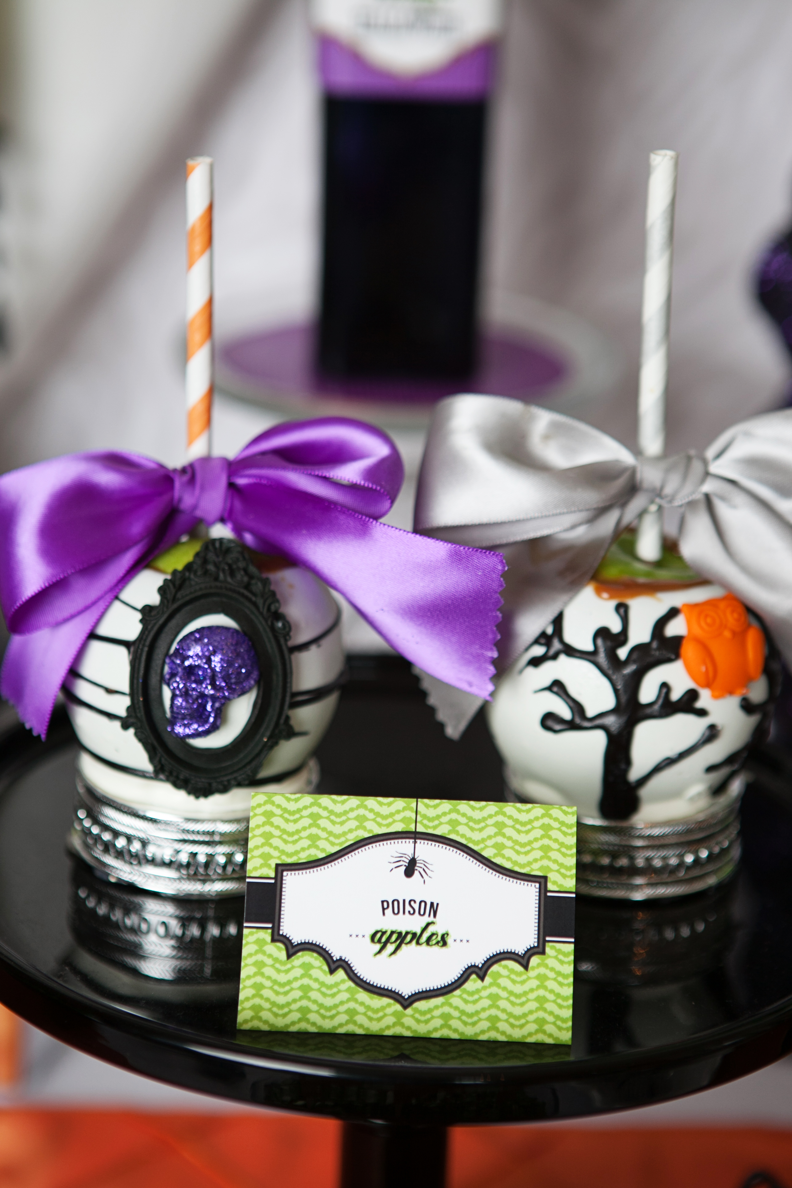 A Wickedly Sweet Witch Inspired Halloween Party - Anders Ruff ...