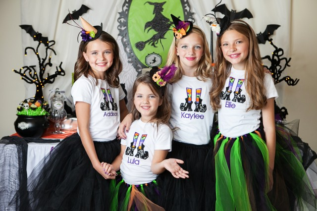 wicked witch halloween party costumes