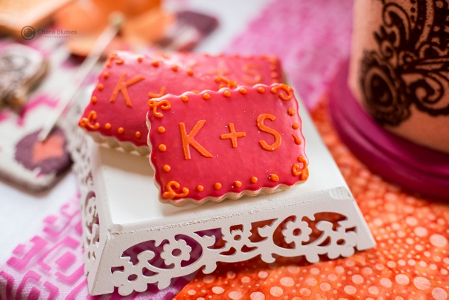 Indian-Inspired-Monogram-Cookies