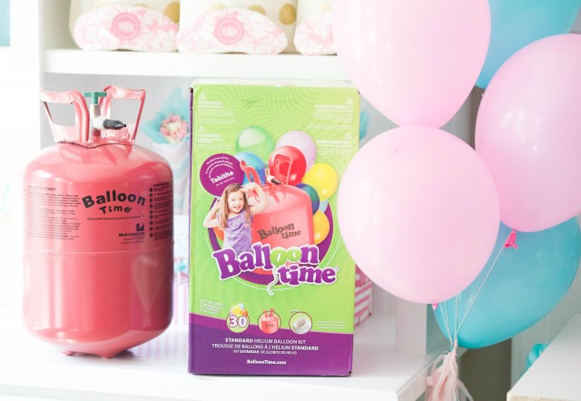 Balloon Time Party on a Dime Charity Challenge