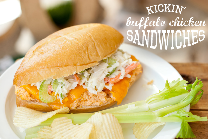 Buffalo Chicken Club Sandwich Recipes — Dishmaps