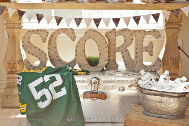 football decorations
