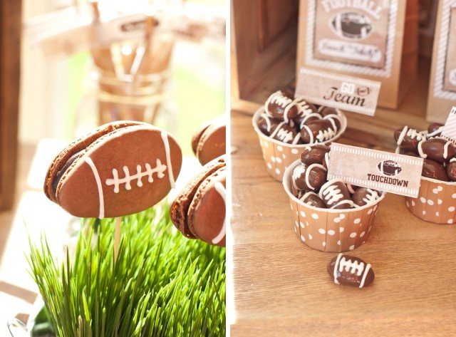 football party candy