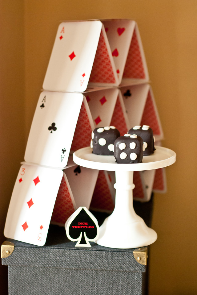 house of cards decoration