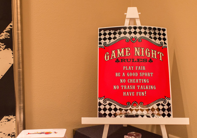 game night rules
